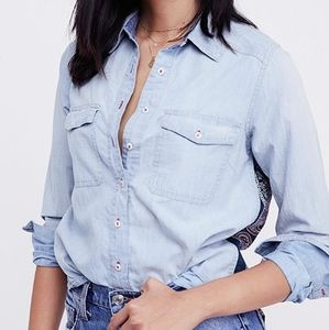 Free people small top